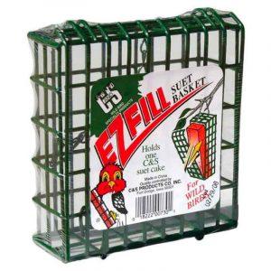 Suet Basket bird feeder