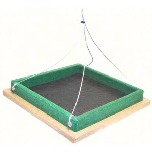 small hanging feeder