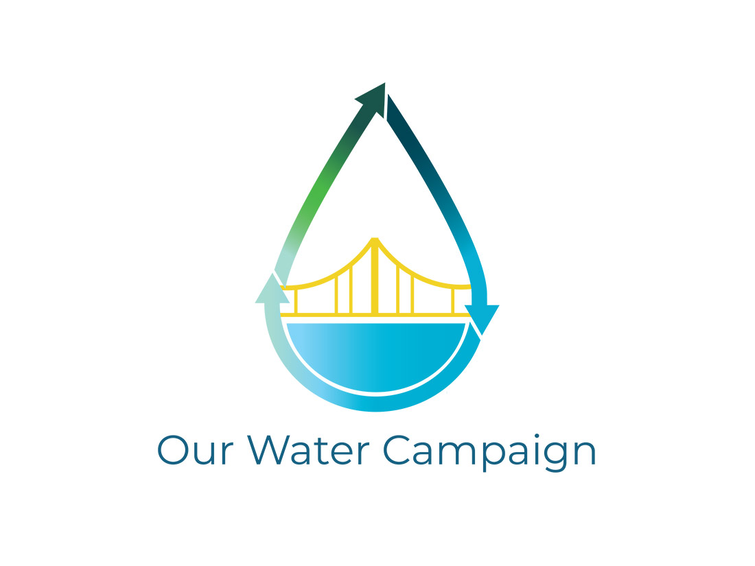 Our Water Campaign Logo