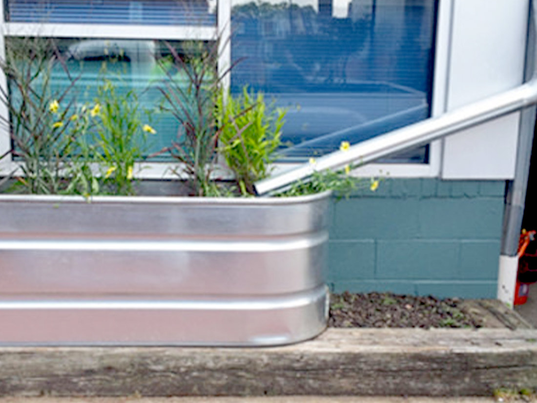 Planter gardens pittsburgh pa