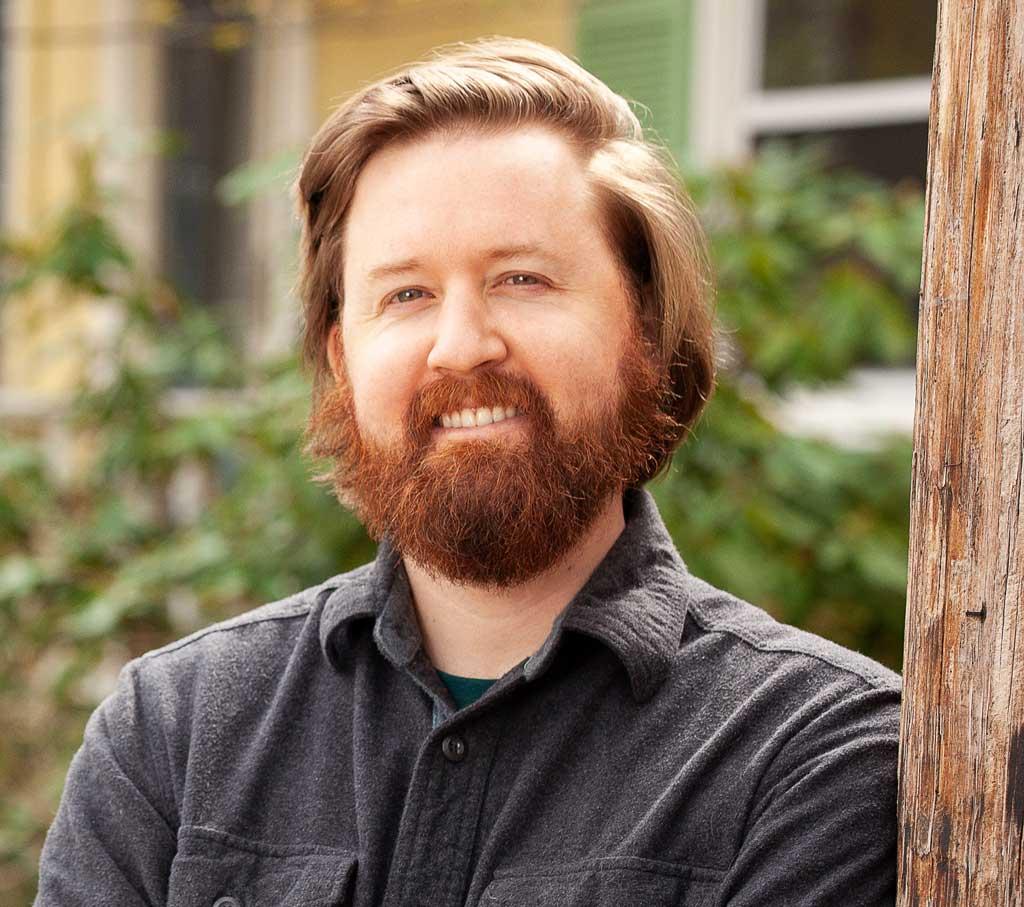 Evan Burbridge, LANDSCAPE DESIGNER